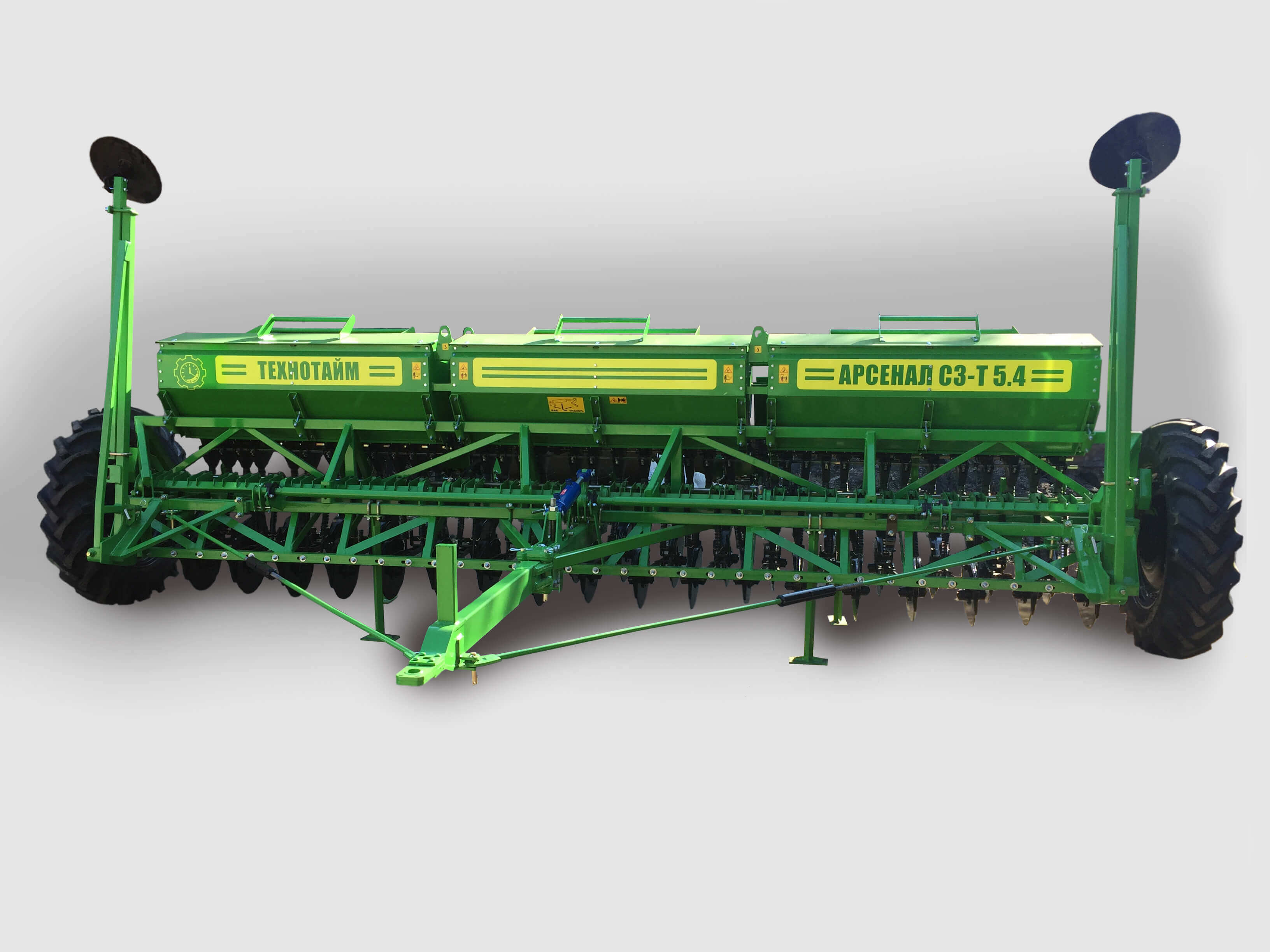 Сеялка зерновая АРСЕНАЛ СЗ-Т 5.4-02