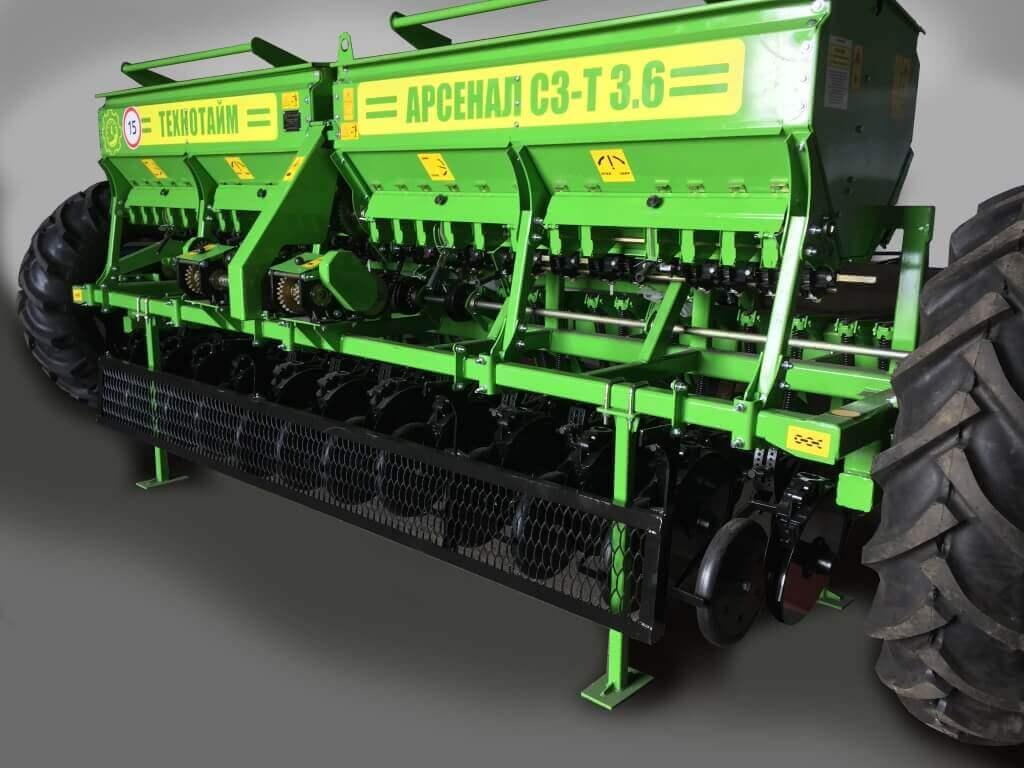 Машины для посева и посадки сельскохозяйственных культур