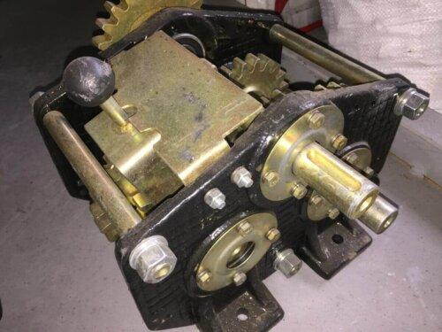 Механизм передач СЗ-Т